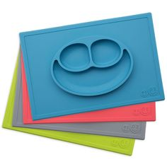 ezpz / all-in-one silicone plates & placemats
