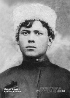 Андрій Пустовий, начальник розвідки отамана Зеленого. 1919 р.