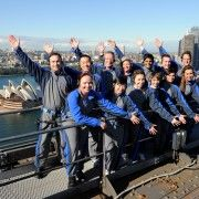 Climb the Sydney Harbour Bridge for the ultimate Sydney experience - see panoramic views from the top of an Australian icon.