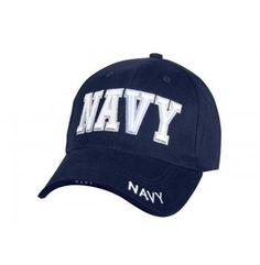 Navy Logo Cap Military Logo Baseball Caps