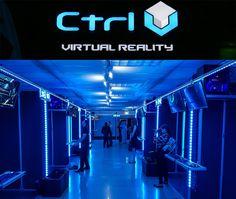 Inside CtrlV's First Vive VR Arcade