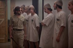 IFC Films releases The Stanford Prison Experiment trailer starring Billy Crudup, Michael Angarano, and Ezra Miller, and based on a true story. Michael Angarano, Michael Cera, Ezra Miller, Brett Davern, Olivia Thirlby, Stanford Prison Experiment, Billy Crudup, 2015 Movies, Sundance Film Festival