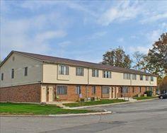 The Lodge Apartments in Columbus, Ohio