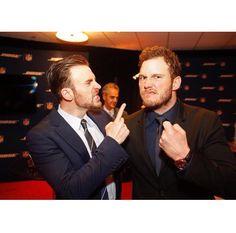 Evans and Pratt