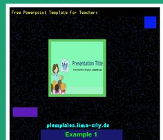 Retro Powerpoint Template Powerpoint Templates   The Best
