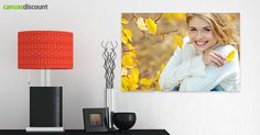Your most beautiful photo on canvas - the perfect decor for your home. http://www.canvasdiscount.com/ #canvasdiscount #canvasprints #walldecor #wallart
