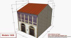 """Inspirándonos en el Edificio Plus Ultra (Modelo 1402) que ya conocéis y que tanto éxito ha tenido en """"Edificios de Papel"""", hemos realizado u..."""