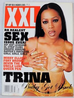 XXL Magazine, Trina