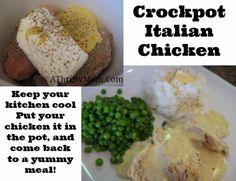 crockpot italian chi