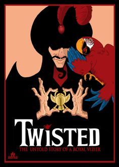 StarKid Presents 'Twisted: The Untold Story of a Royal Vizier' DVD - The Official StarKid Productions Store Presented by The Ann Arbor T-shirt Company