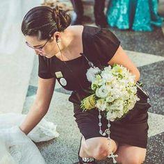 Casamento Angélica e Leo  Assessoria Flor de Lis Assessoria de Casamentos  Fotografia Vignatti Fotografias