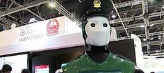 Robocop becomes real-world: robot law enforcement in Dubai may bring Robocop to a neighborhood near you