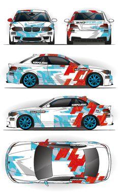 Race Car Graphics