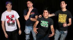 Intenta Detenerme - straight edge hardcore band from Santiago, Chile