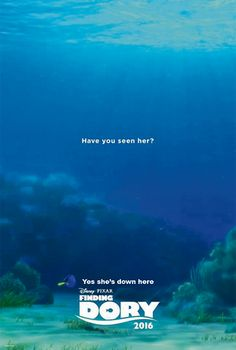 Finding Dory fake poster