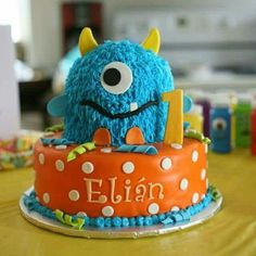 86 Best 1st birthday images in 2019   Monster party, Monster 1st ...
