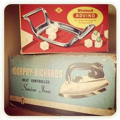 Throw Back Thursday at Drommedaris. The days when appliances where built to work regardless of what they looked like. Domestic Appliances, Back In Time, Facebook Sign Up, Thursday, House Appliances, Home Appliances