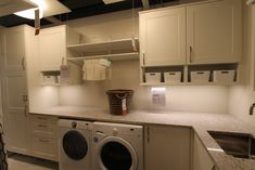"""Outstanding """"laundry room storage diy cabinets"""" info is readily available on our internet site. Take a look and you wont be sorry you did. Small Storage, Diy Storage, Storage Ideas, Storage Shelves, Shelf, Small Shelves, Room Shelves, Laundry Room Organization, Laundry Room Design"""