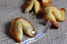 """Blog Cuisine & DIY Bordeaux - Bonjour Darling - Anne-Laure: Biscuits """"Mots d'Amour"""" pour la Saint-Valentin"""