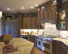 Great kitchen in Plan 065S-0030 | House Plans and More