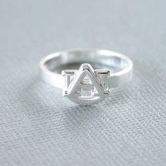 Auburn Ring Size 7 Auburn University Jewelry by FabFanShop on Etsy