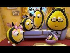 Мультики для детей М+: Пчелиные истории - Детская комната, 3 серия - YouTube