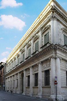 Andrea palladio probably following a previous design by for Da architecture