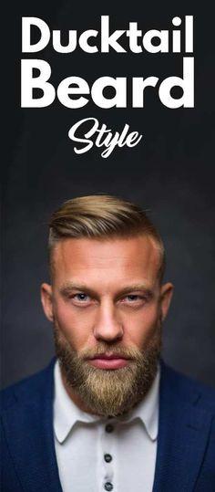 Ducktail Beard Style! Types Of Beard Styles, Viking Beard Styles, Faded Beard Styles, Medium Beard Styles, Long Beard Styles, Beard Styles For Men, Hair And Beard Styles, Types Of Beards, Mens Hairstyles With Beard