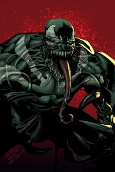 Venom by matlopes on deviantART
