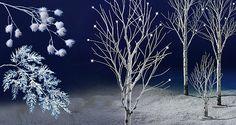Große Auswahl an hochwertig verarbeiteten #Bäumen, #Ranken und #Zweigen in #winterlicher Optik. Jetzt zugreifen! #Winterdeko http://www.decowoerner.com/de/Saison-Deko-10715/Winter-10765/Baeume-Ranken-Zweige-10782.html