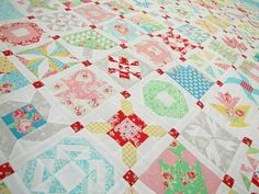 I wouldn't be surprised if you thought I was ignoring my FW quilt because you know how OCD I am wi...
