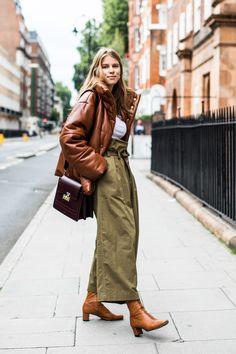 London Fashion Week SS2018