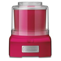 Ice Cream Maker Magenta, now featured on Fab.