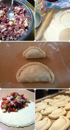 Motu Viget: Michigan (Yooper) Pasty Recipe