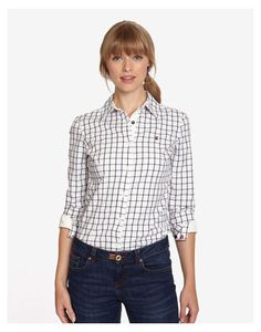 OXFORD Womens Semi-fitted Shirt