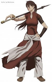 Anime and Video Game Characters: Balsa Video Game Characters, Fantasy Characters, Female Characters, Anime Characters, Character Aesthetic, Character Design, Strong Character, Character Ideas, Fantasy Wizard