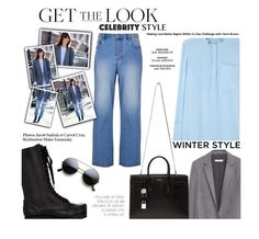 """Get the Look: Winter Edition"" by zayngirl1dlove ❤ liked on Polyvore featuring Sportmax, Jil Sander Navy, TIBI, MANGO, Yves Saint Laurent, women's clothing, women's fashion, women, female and woman"