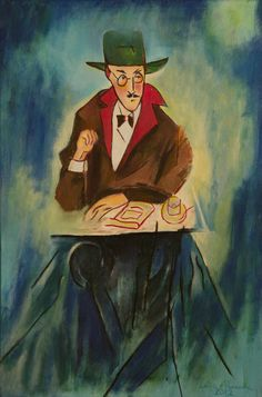 Fernando Pessoa IV Great Books, Painting & Drawing, Literature, Art Gallery, Old Things, Cartoon, Drawings, Illustration, Artwork