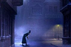 """A Christmas Carol - """"Hard and sharp as flint, from which no steel had ever struck out generous fire; secret, and self-contained, and solitary as an oyster."""" (Charles Dickens on Scrooge)"""