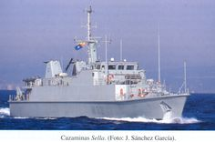 Cazaminas M-32 Sella