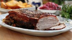The Hairy Bikers recipe for the ultimate roast pork belly is great for ...