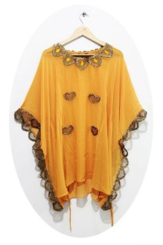 Wholesale Moroccan Batwing Kaftan Gold EMBROIDERY by syahdika