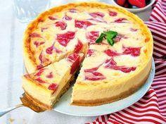epres sajttorta 23o1 Sweet Desserts, Sweet Recipes, Cake Recipes, Hungarian Recipes, Sugar Free Recipes, Cake Cookies, Tart, Cheesecake, Food And Drink