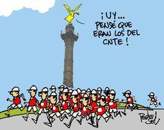 Maratón y psicosis de Pedro Sol. 26 de agosto 2013