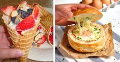 Immer nur Brötchen mit Marmelade oder Müsli mit Obst? Laaaangweilig! Probier' doch mal was Neues zum Frühstück! Ob als Muntermacher für die ersten Schultage na...