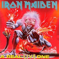 A Real Live One | Community Post: Os Eddies Do Iron Maiden De Um Jeito Que Você Nunca Viu
