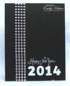 31 best cards new year images on pinterest cards greeting cards denami happy new year 2014 card by emily schoenfeld schoenfeld schoenfeld schoenfeld keaton happy new m4hsunfo