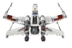 New LEGO Star Wars UCS set – 10240 Red Five X-wing Starfighter, May 2013