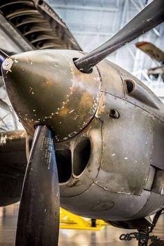 A celebration of the Lockheed Lightning. Ww2 Aircraft, Military Aircraft, Lockheed P 38 Lightning, Models Men, Photo Avion, Aviation Decor, Ww2 Planes, Vintage Airplanes, World War