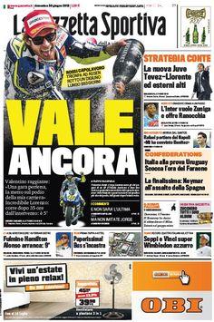 La Gazzetta dello Sport (30-06-13) Italian | True PDF | 48 17 pages | 14,89 6,62 Mb